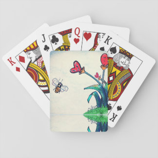 Honey Bee Mine, Playing Cards