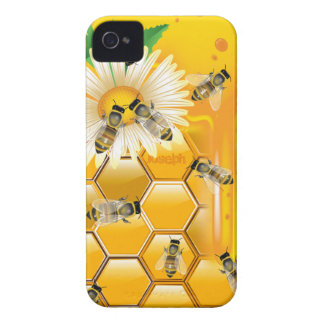 Honey Bees Blackberry Bold Case