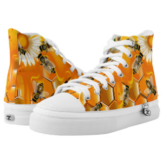 Honey Bees High Tops