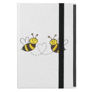 Honey Bees with Heart iPad Mini Case