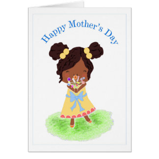 Honey Bell Mother's Day Card **w/ Text**