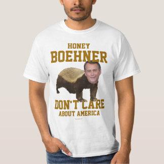Honey Boehner Don't Care t-shirt