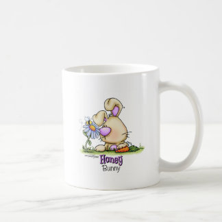 Honey Bunny Easter Treat Coffee Mug