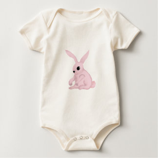 Honey Bunny in Pink Infant Suit Rompers