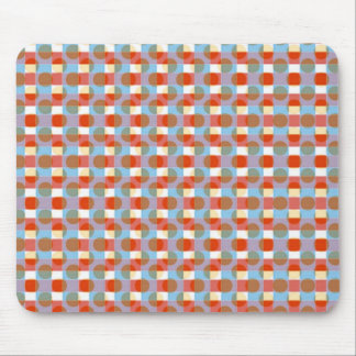 Honey Comb Beehive Pattern :  Add Text n Image Mouse Pad