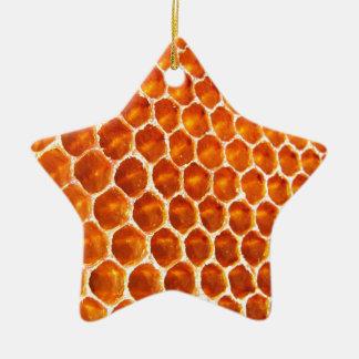 Honey Comb Ornaments
