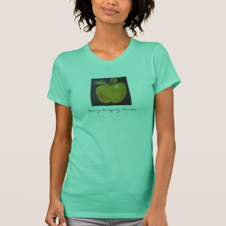 Honey Crisp by Kristie Custom T-Shirt