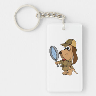 Honey Doo Key Ring