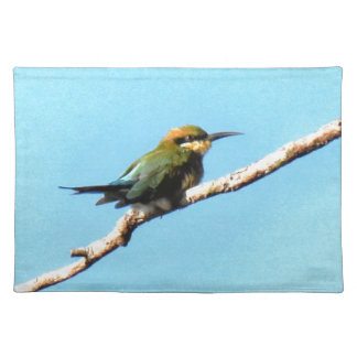 HONEY EATER RURAL QUEENSLAND AUSTRALIA PLACEMAT
