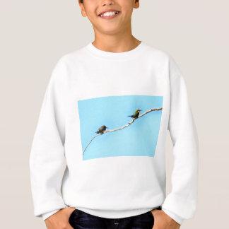 HONEY ETAER BIRD QUEENSLAND AUSTRALIA SWEATSHIRT