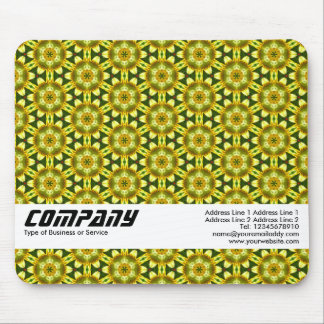 Honey Flower, Business Mouse Pad