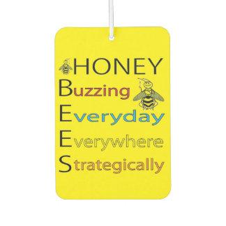 Honey & Hard Working Honey Bees