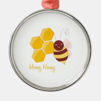 Honey Honey Christmas Tree Ornament