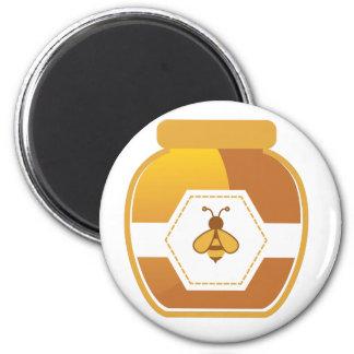 Honey Jar Magnet