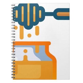 Honey Jar Notebook