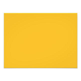 Honey Mustard Yellow Color Trend Blank Template Photo Art