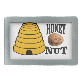 honey nut belt buckles