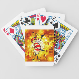 HONEY OF A HOME BICYCLE PLAYING CARDS
