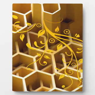 honey plaque