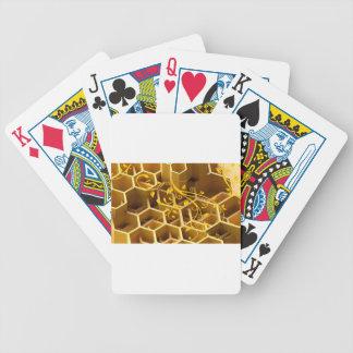 honey poker deck