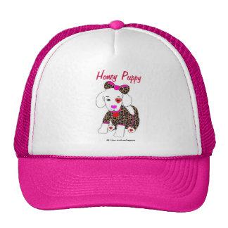 Honey Puppy  Hat