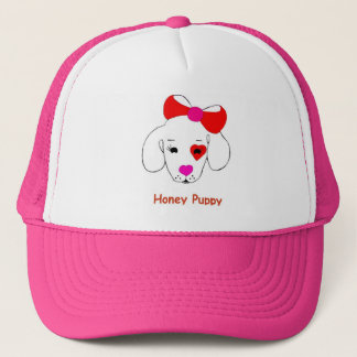 Honey Puppy New name brand Trucker Hat