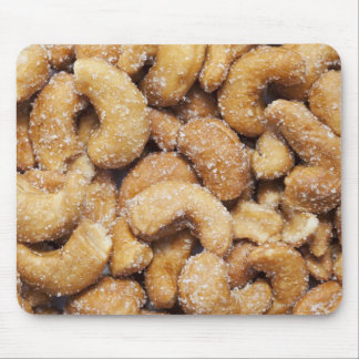 Honey roasted cashew nuts mouse pad