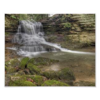 Honey Run Falls Ohio Photo