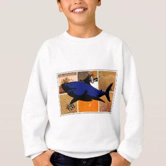 Honey Shark Sweatshirt