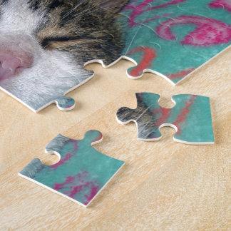 Honey Sleeping Jigsaw Puzzle