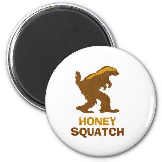 Honey Squatch Fridge Magnets