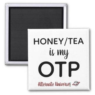 Honey/Tea is my OTP Magnet