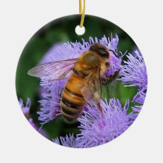 Honeybee Christmas Ornament