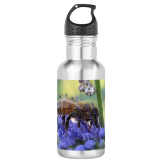 Honeybee Drinking Nectar 532 Ml Water Bottle
