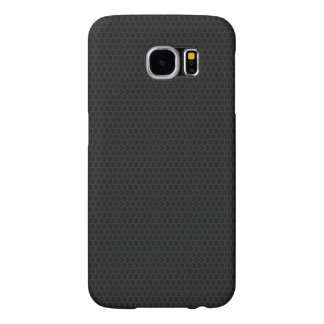 Honeycomb black samsung galaxy s6 cases