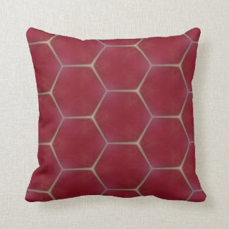 Honeycomb Brick pillow
