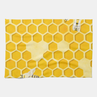 Honeycomb Tea Towel
