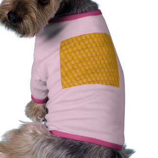 Honeycomb Template In Angle Doggie Tshirt