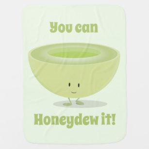 Honeydew Encouragement | Baby Blanket