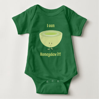 Honeydew Encouragement | Baby Outfit Baby Bodysuit