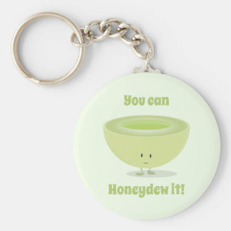 Honeydew Encouragement | Keychain