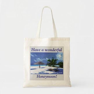 Honeymoon 2 tote bag