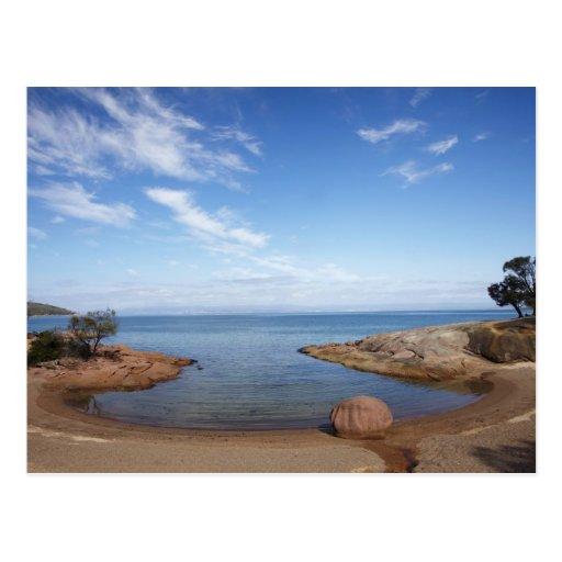 Honeymoon Bay, Coles Bay, Freycinet National Post Cards