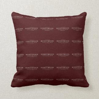 honeymoon cushion