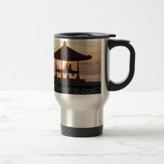 Honeymoon in Bali Travel Mug
