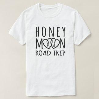 Honeymoon Road Trip T-Shirt