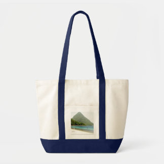 honeymoon, St Lucia Tote Bag