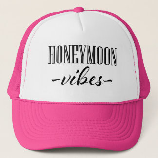 Honeymoon Vibes women's hat