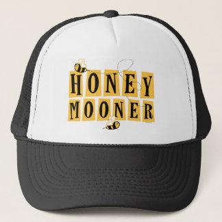 Honeymooner Bee Trucker Hat