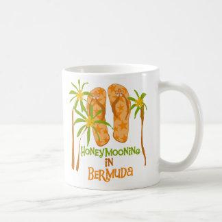 Honeymooning in Bermuda Mug